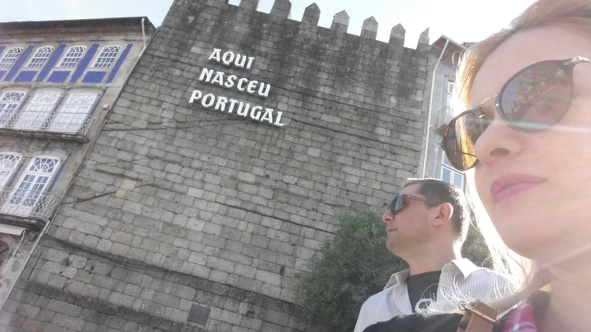 """Guimarães – """"Aqui nasceu Portugal"""""""