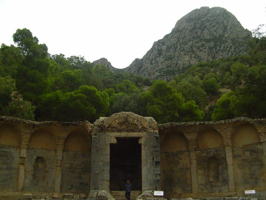 Zaghouan – el Templo de las Aguas!