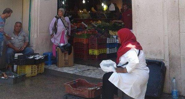 La Perla de la Costa – el Mercado Cubierto de la Medina!
