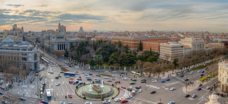 De Madrid al cielo: Miradores