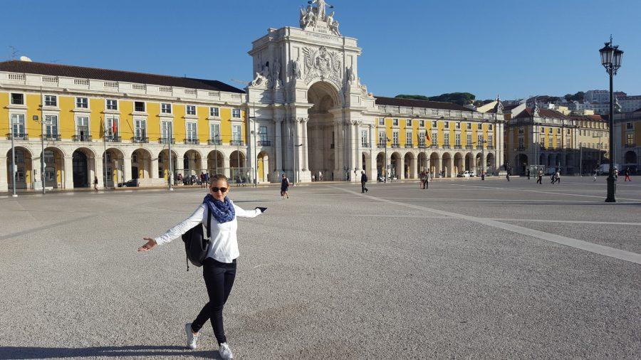 Ciudad de las 7 colinas – Lisboa, dia 1!