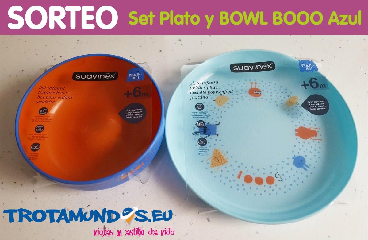 Sorteo Suavinex: set plato y bowl Booo! – CERRADO
