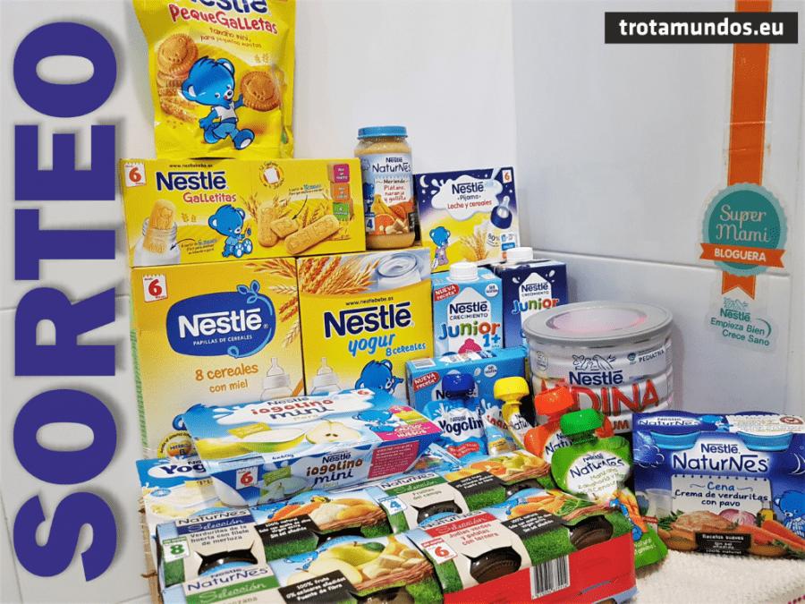 Super Sorteo Lote Nestlé Bebé – CERRADO