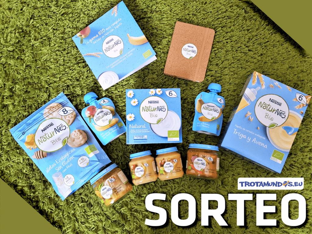 Sorteo Nestle NATURNES BIO – cerrado!