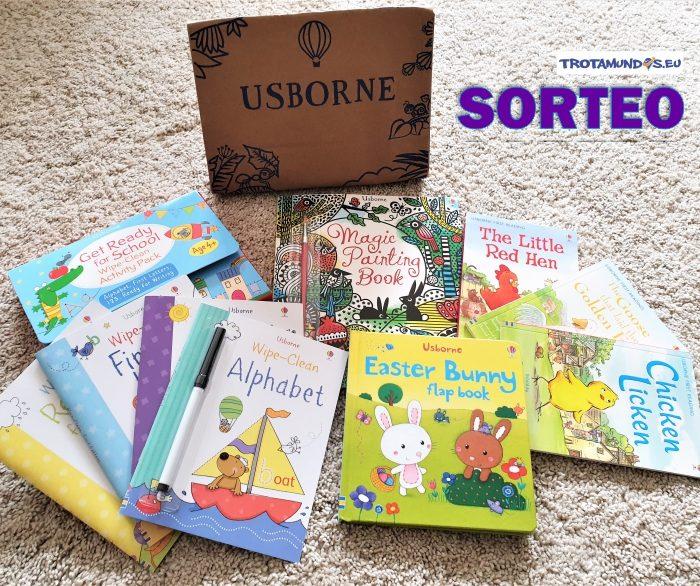 Descubriendo los libros Usborne + SORTEO CERRADO