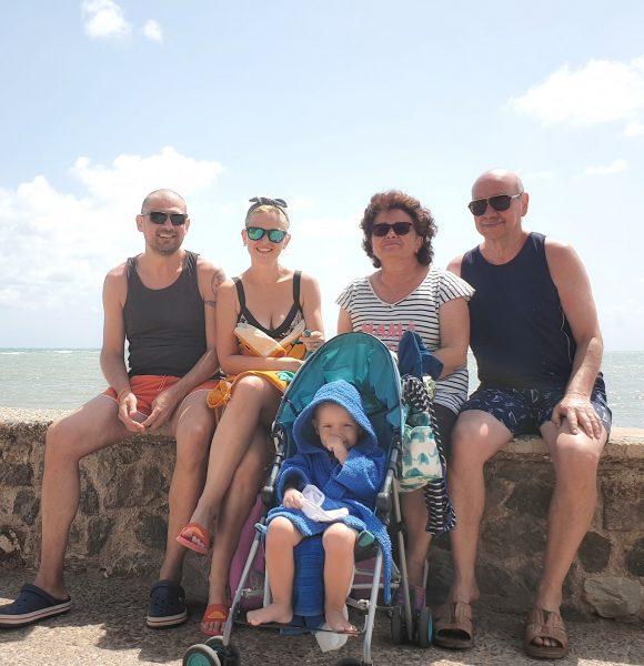 Vacaciones de verano en familia con un final inesperado…