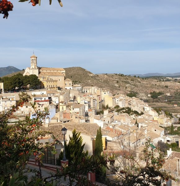 ¿Que ver en el Noroeste de la Región de Murcia? Cehegín la primera maravilla Rural de España 2019