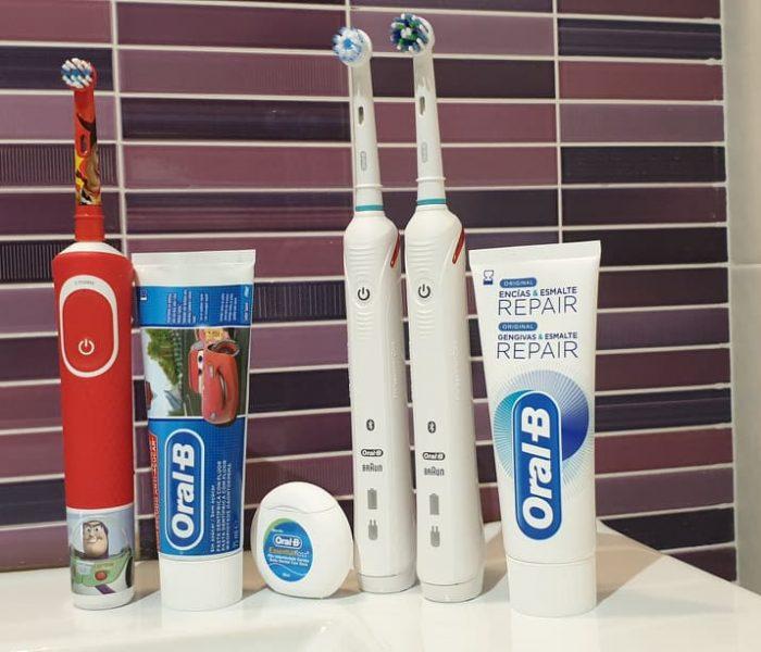 Oral-B Smart 4 4000N- el cepillo eléctrico que te mantiene conectado