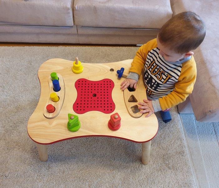Los juegos favoritos de nuestro hijo desde bebe hasta los 3 años.