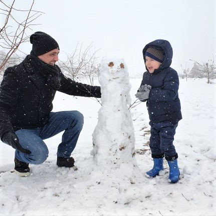Murcia bajo nieve – enero 2021