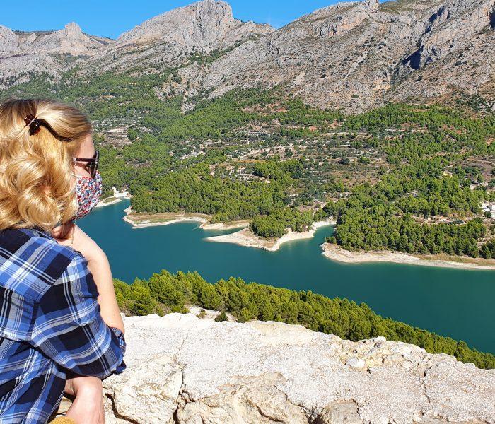 El Castell de Guadalest, uno de los pueblos más bonitos de la Costa Blanca