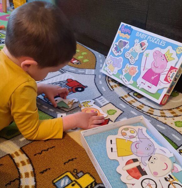 Aprender es divertido con los juegos educativos de Educa Borras